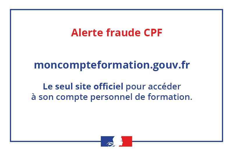 Alerte fraude CPF